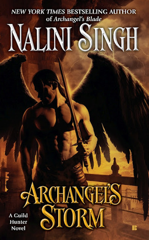 Archangel&#39;s Storm (Guild Hunter, #5)