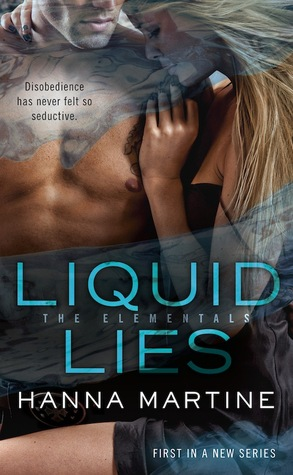 Liquid Lies (The Elementals, #1)