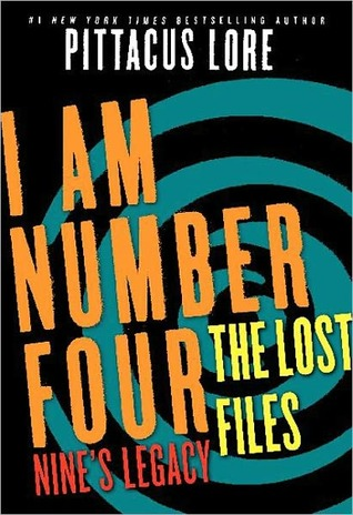 Nine's Legacy (Lorien Legacies: The Lost Files, #3)