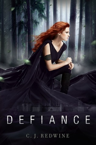 Michelle Covets: Defiance by C.J. Redwine