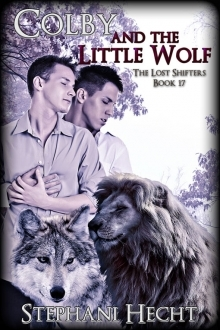 Colby and the Little Wolf (Lost Shifters, #17)