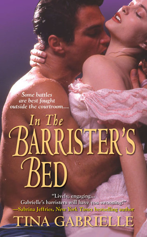 In the Barrister's Bed by Tina Gabrielle