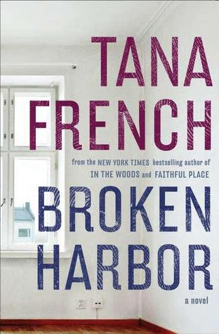 13123877 Friday Reads Review: Broken Harbor