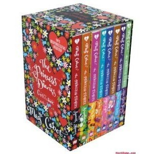 The Princess Diaries Collection (The Princess Diaries, #1-8)