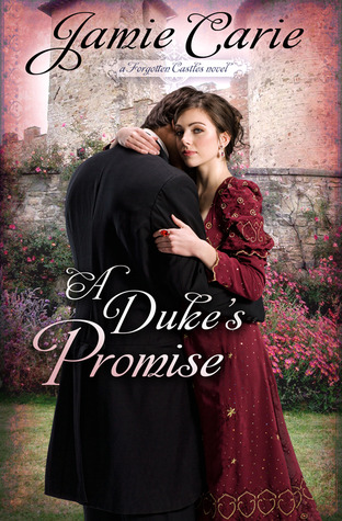 book cover A Duke's Promise by Jamie Carie
