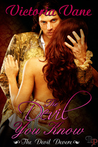 The Devil You Know (The Devil DeVere #2)