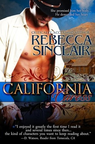 California Caress (Zebra Historical Romance)