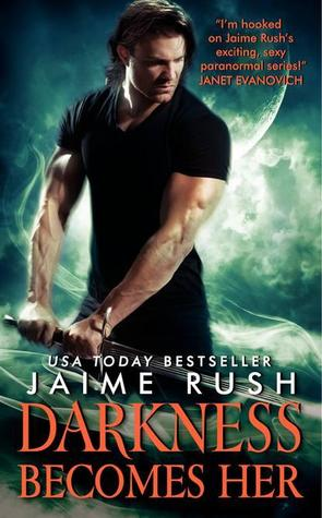 12935433 Review by Mel: Darkness Becomes Her by Jamie Rush