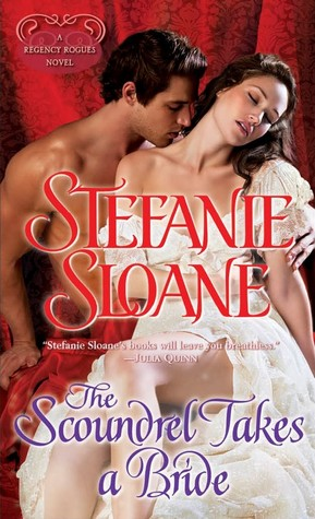 The Scoundrel Takes a Bride (Regency Rogues, #5)
