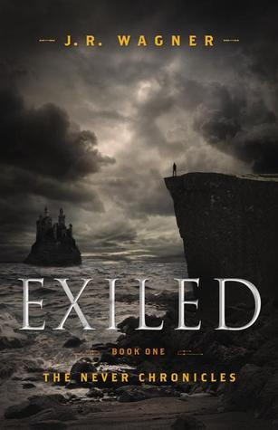 Exiled (The Never Chronicles #1)