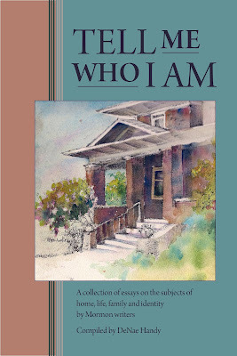 Tell Me Who I Am by DeNae Handy