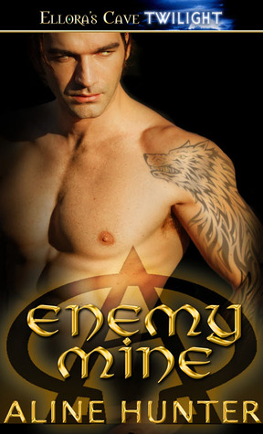 Enemy Mine (Alpha and Omega Series, #2)