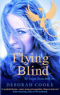 Flying Blind (The Dragon Diaries #1)