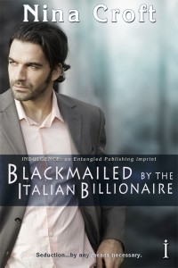 Post Thumbnail of Review: Blackmailed by the Italian Billionaire by Nina Croft