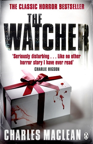 Cover of The Watcher by Charles Maclean