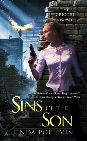Sins of the Son (Grigori Legacy #2)