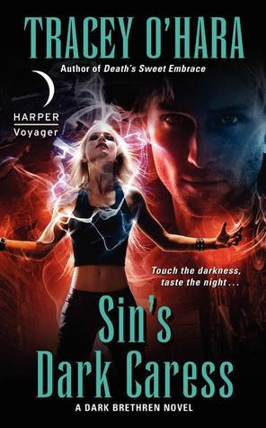 Sin's Dark Caress by Tracey O'Hara