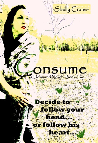 Consume (The Devoured, #2)