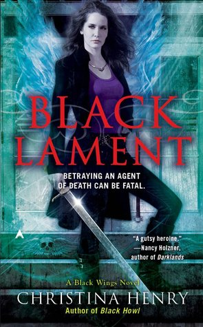 Black Lament (Madeline Black, #4)