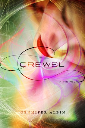 Book We Covet: Crewel by Gennifer Albin