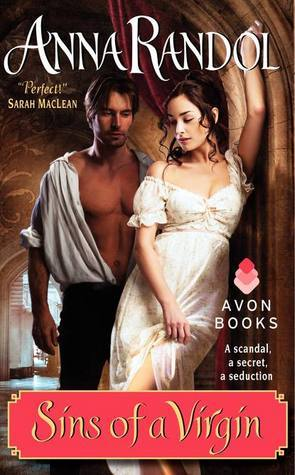 Sins of a Virgin (The Sinners Trio, #1)