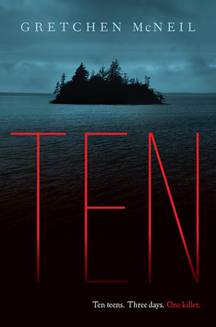 Cover of Ten by Gretchen McNeil