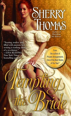 Review: Tempting the Bride by Sherry Thomas