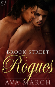 Rogues (Brook Street, #3) by Ava March