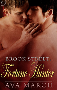 Fortune Hunter (Brook Street, #2) by Ava March