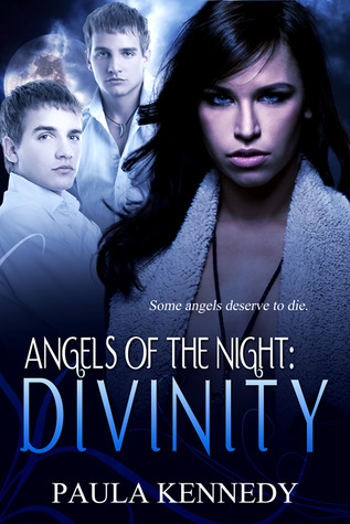 Angels of the Night: Divinity (Angels of the Night, #2)