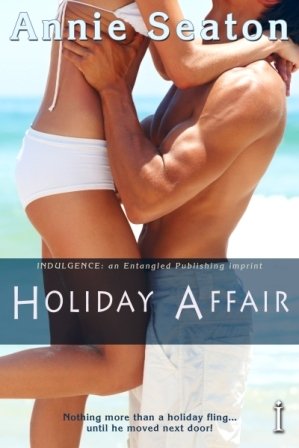 Post Thumbnail of Review: Holiday Affair by Annie Seaton