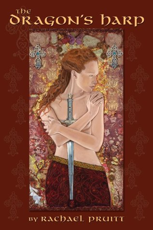 Cover of The Dragon's Harp by Rachael Pruitt