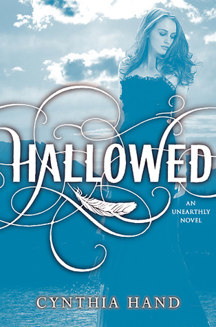 Sue Reviews: Hallowed by Cynthia Hand