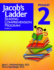 Jacob's Ladder Reading Comprehension Program - Primary Level 2 (1-2)