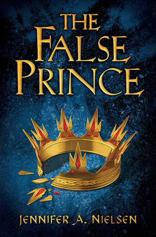 The False Prince (The Ascendance Trilogy #1) by Jennifer A. Nielsen - out 1st April 2012