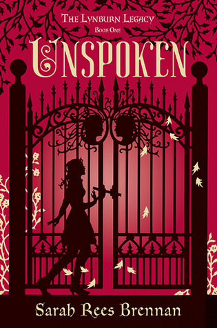 Book I Covet: Unspoken by Sarah Rees Brennan