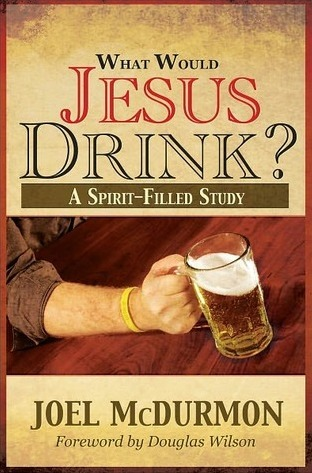Where would Jesus drink