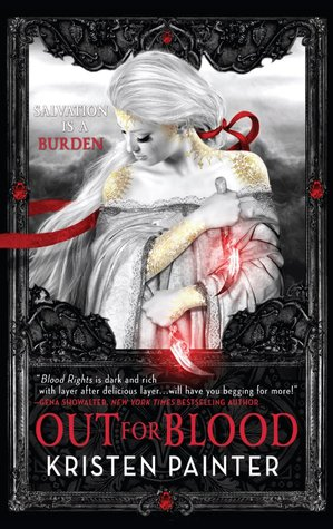 Out for Blood (House of Comarre, #4)