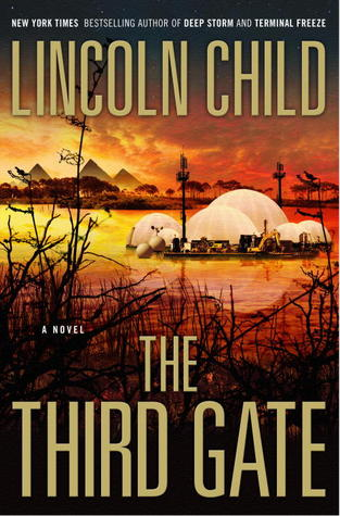 Lincoln Child - The Third Gate (2012) [EDGE]