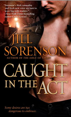 Post Thumbnail of Review: Caught in the Act by Jill Sorenson