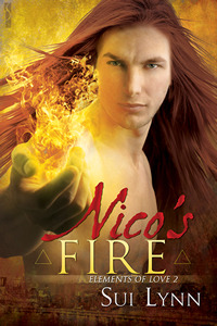 Nico's Fire by Sui Lynn