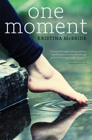 Book cover for One Moment by Kristina McBride