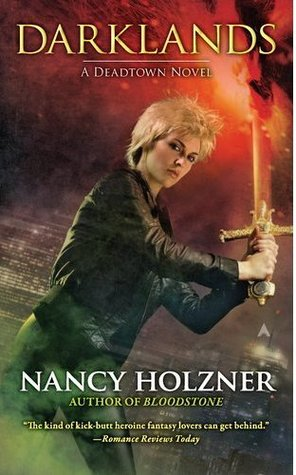 Review: Darklands by Nancy Holzner