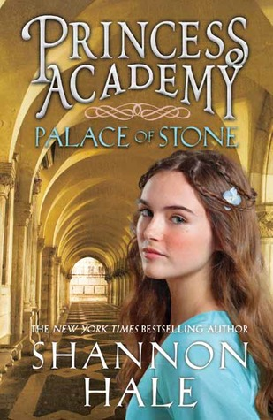 Palace of Stone book cover