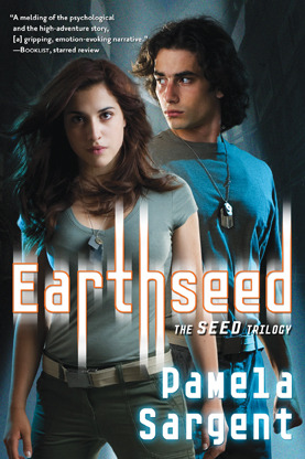 Leslie's Review: Earthseed by Pamela Sargent