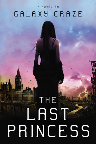 The Last Princess (Last Princess, #1)