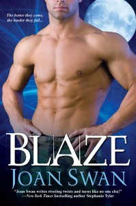 Blaze (Phoenix Rising #2)