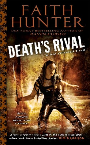 Review: Death's Rival by Faith Hunter