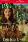 Task Force Three and The Irish Jewel (The Men of Five-0, #3)