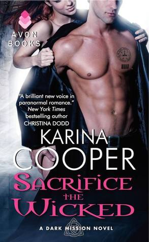 Sacrifice the Wicked by Karina Cooper // VBC review